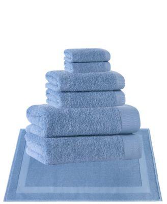 Signature 8-Pc. Turkish Cotton Towel Set