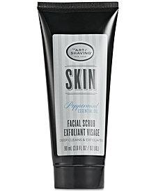 The Art of Shaving Peppermint Facial Scrub, 3 fl. oz.