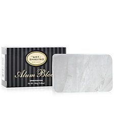 The Art of Shaving Unscented Alum Block, 3.68-oz.