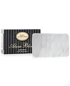 The Art of Shaving Unscented Alum Block, 3.68-oz.