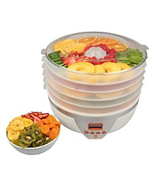 5 Tray Electric Dehydrator
