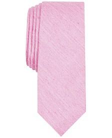 Penguin Men's Lindsen Herringbone Skinny Tie
