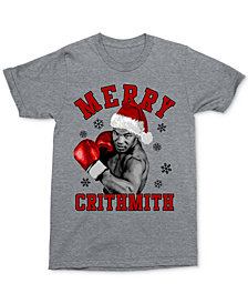 Mike Tyson Santa Men's Graphic T-Shirt