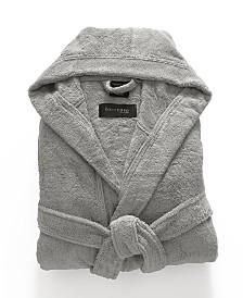 Cassadecor Turkish Terry Hooded Bath Robe