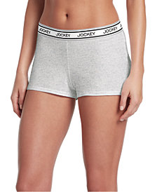 Jockey Women's Retro Stripe Shorts 2255, also available in extended sizes