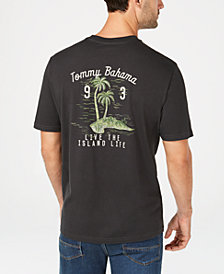 Tommy Bahama Men's Live The Island Life Graphic T-Shirt