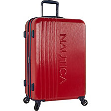 "Nautica Lifeboat 24"" Hardside Spinner Suitcase"