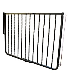 Wrought Iron Stairway Baby Gate