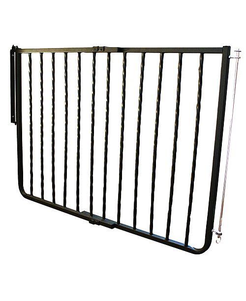 Cardinal Gates Wrought Iron Stairway Baby Gate