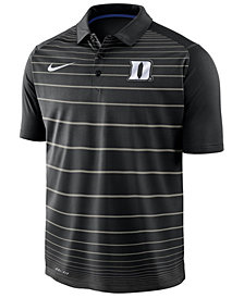 Nike Men's Duke Blue Devils Striped Polo
