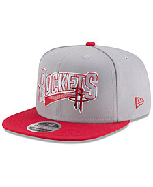 New Era Houston Rockets Retro Tail 9FIFTY Snapback Cap
