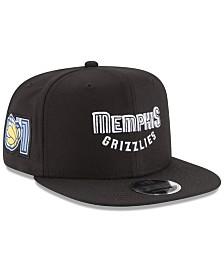 New Era Memphis Grizzlies Anniversary Patch 9FIFTY Snapback Cap