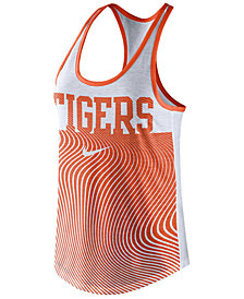 Nike Women's Clemson Tigers Dri-Blend Tank Top