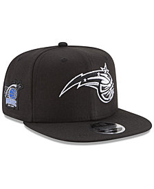 New Era Orlando Magic Anniversary Patch 9FIFTY Snapback Cap