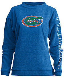 Pressbox Women's Florida Gators Comfy Terry Sweatshirt