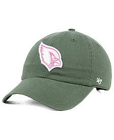 '47 Brand Women's Arizona Cardinals Moss Glitta CLEAN UP Cap