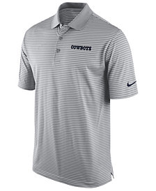 Nike Men's Dallas Cowboys Stadium Polo