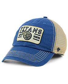 '47 Brand Tennessee Titans Sallana Mesh CLEAN UP Cap