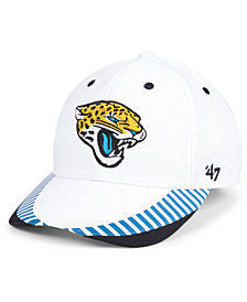 '47 Brand Jacksonville Jaguars Tantrum Contender Flex Cap