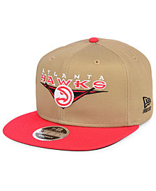 New Era Atlanta Hawks Jack Knife 9FIFTY Snapback Cap