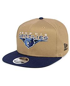 New Era Memphis Grizzlies Jack Knife 9FIFTY Snapback Cap