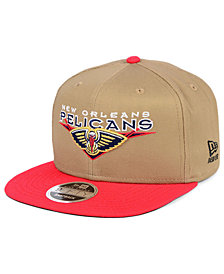 New Era New Orleans Pelicans Jack Knife 9FIFTY Snapback Cap