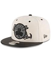 d6609fab1bec2 New Era Boston Celtics Draymond Collection 9FIFTY Strapback Cap