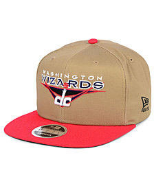 New Era Washington Wizards Jack Knife 9FIFTY Snapback Cap
