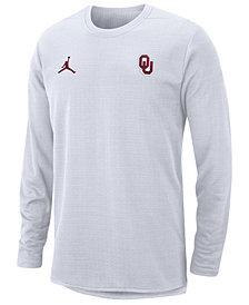 Nike Men's Oklahoma Sooners Modern Crew Sweatshirt
