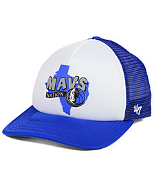 '47 Brand Dallas Mavericks Region Mesh MVP Cap