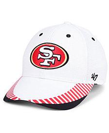 '47 Brand San Francisco 49ers Tantrum Contender Flex Cap