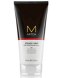 Paul Mitchell Mitch Steady Grip Firm Hold/Natural Shine Gel, 5.1-oz., from PUREBEAUTY Salon & Spa