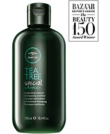Tea Tree Special Shampoo, 10.14-oz., from PUREBEAUTY Salon & Spa