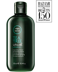Paul Mitchell Tea Tree Special Shampoo, 10.14-oz., from PUREBEAUTY Salon & Spa