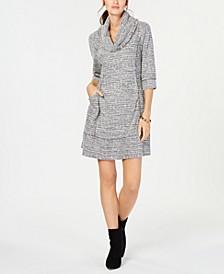 Petite Cowlneck Dress