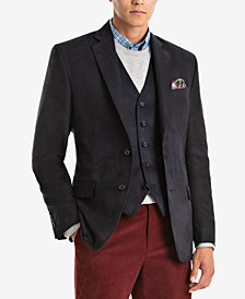 Lauren Ralph Lauren Men's Classic-Fit Faux Moleskin Matching Jacket and Vest