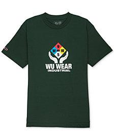 Wu Wear Men's Industrial Graphic T-Shirt