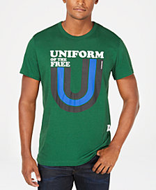 G-Star RAW Men's Uniform of the Free Graphic T-Shirt, created for Macy's