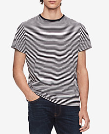Calvin Klein Men's Engineered Front Panel T-Shirt
