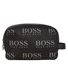 Huge Boss Men's Logo Wash Bag