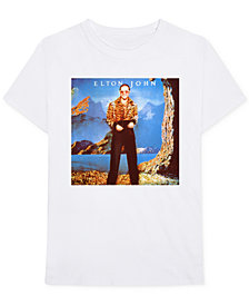 Elton John Caribou Men's Graphic T-Shirt