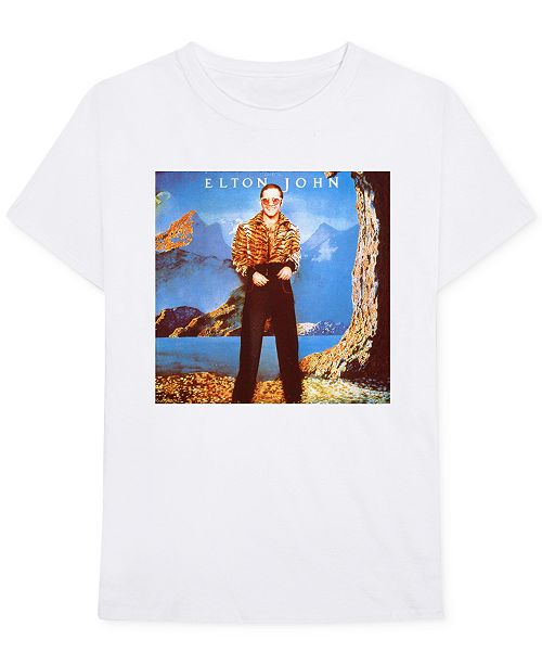 03d52056 Bravado Elton John Caribou Men's Graphic T-Shirt & Reviews - T ...