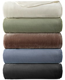 Ultra Velvet® Ultra Soft Blanket Collection