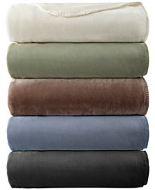 Shavel Ultra Velvet® Ultra Soft Blanket Collection