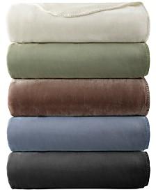 Shavel Ultra Velvet® Ultra Soft Blanket Collection