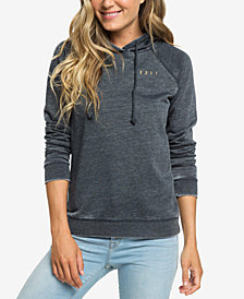 Roxy True Harmony Back-Print Hooded Top