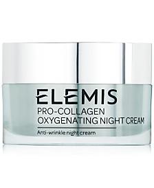 Elemis Pro-Collagen Oxygenating Night Cream, 1.7 oz.