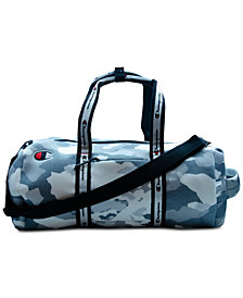 Champion Men's Elect Camo-Print Duffel Bag