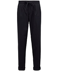 BOSS Men's Relaxed-Fit Stretch Chino Pants