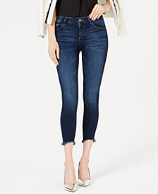 DL 1961 Florence Instasculpt Cropped Jeans